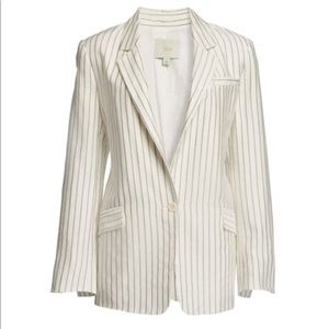 Joie pinstripped jacket